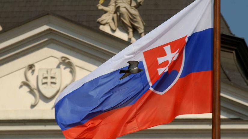 slovensko, vlajka, slovenská vlajka