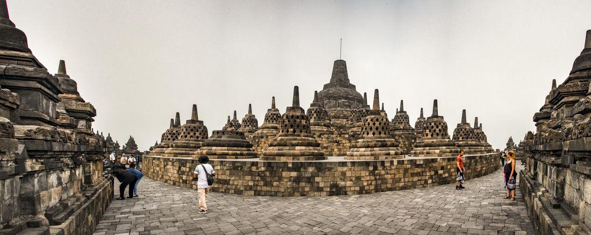 Borobudur, Indonézia, Jáva,  Aleš Tvrdý, photoandtraveling.com