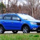 Dacia Logan MCV Stepway TCe - test 2010