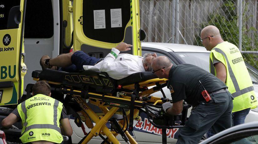 Nový Zéland, mešity, streľba