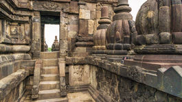 Prambanan, Indonézia, Jáva,