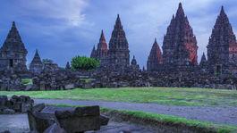 Prambanan, Indonézia, Jáva