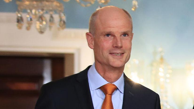 Stef Blok, Holandsko, ministerm Mike pompeo,...