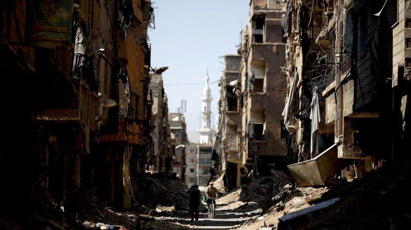 Syria War Anniversary