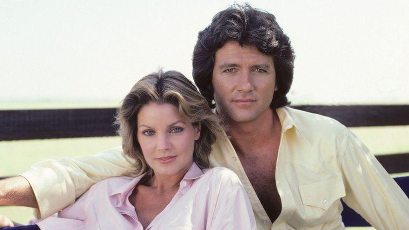Priscilla Presley a Patrick Duffy