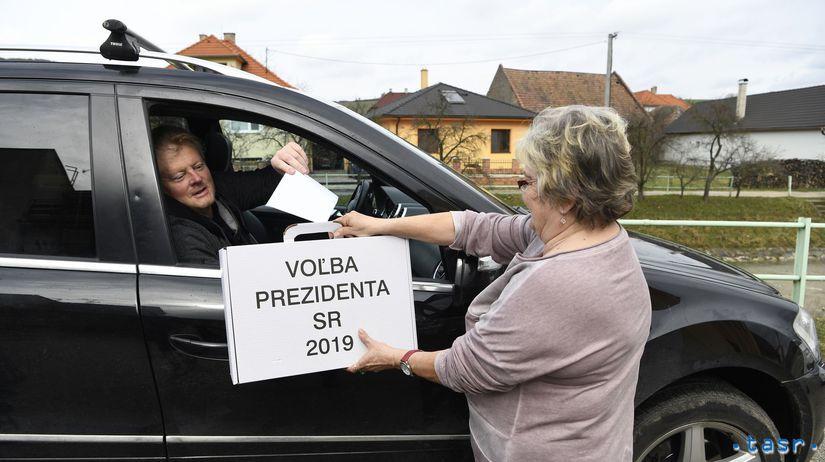 SR volby19 prezident 1. kolo Drietoma TNX