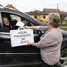 V Medzanoch vzal muž volebnú urnu, incident posunul koniec volieb