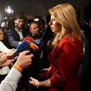 Prezidentské voľby: Do 2. kola postúpila Zuzana Čaputová a Maroš Šefčovič