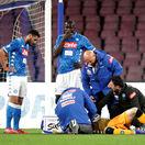 VIDEO: Brankár Neapola David Ospina skolaboval počas zápasu proti Udinese