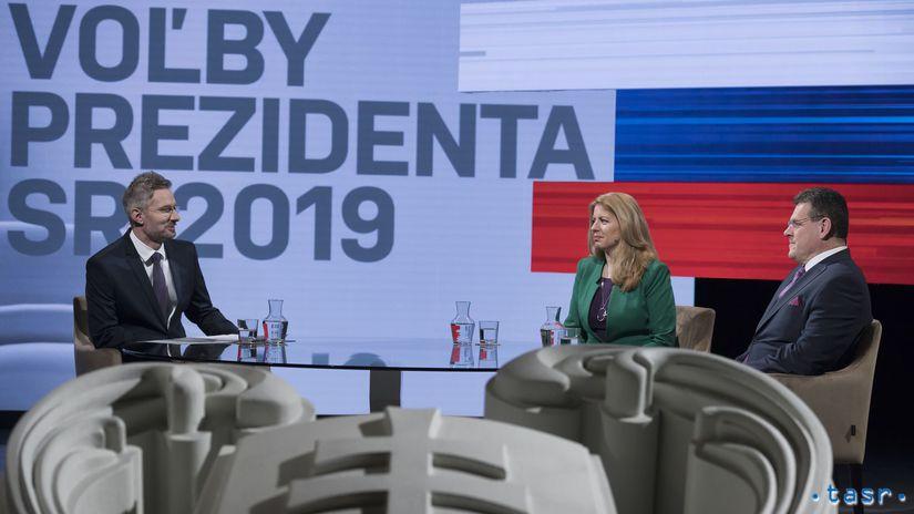 Šefčovič maroš, zuzana čaputová,volby 2019...