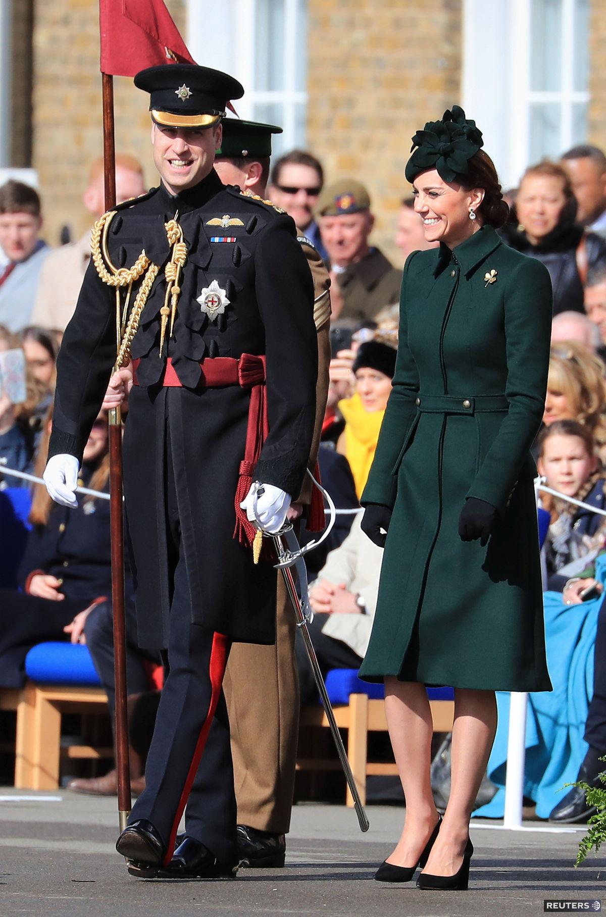 Prvé fotky William a Kate datovania