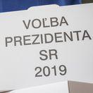 volby, prezident,  zs jeseniova, urna, 2019