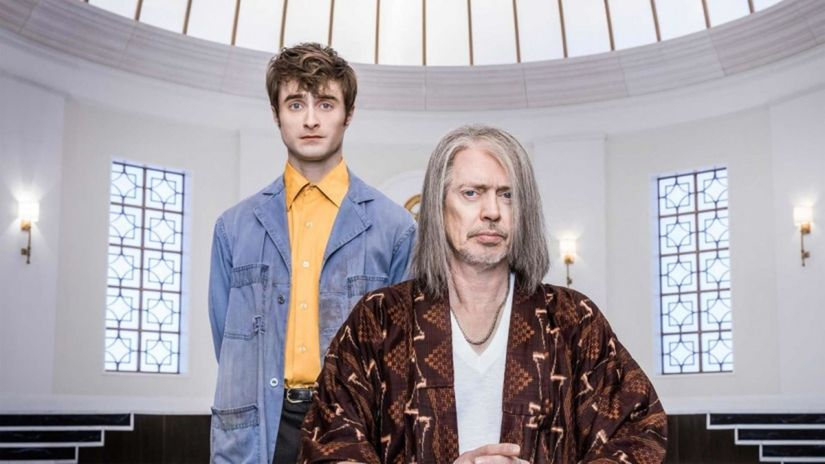miracle workers, nebo s.r.o., daniel radcliffe,...