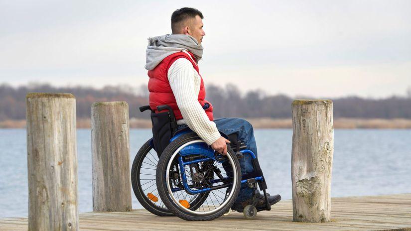 vozíčkar, vozík, invalid, zťp, ťzp