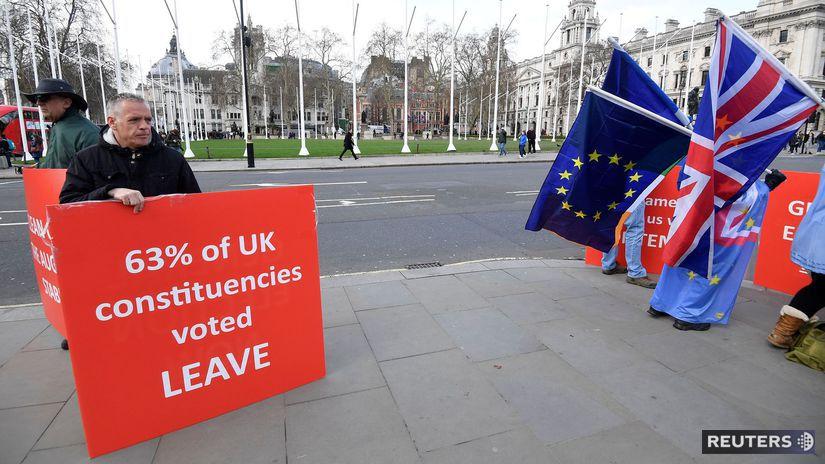 británia, brexit