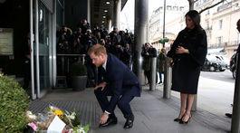 Princ Harry a jeho manželka Meghan, vojvodkyňa zo Sussexu