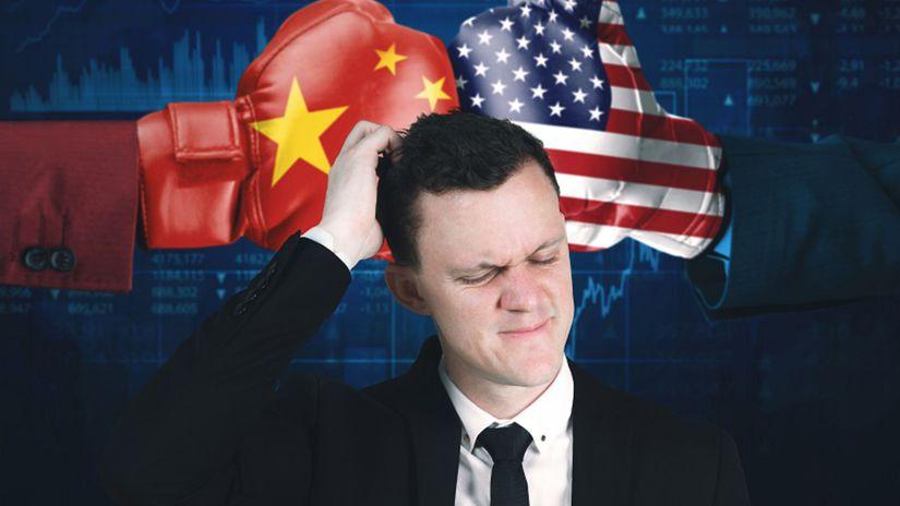 USA vs Cina
