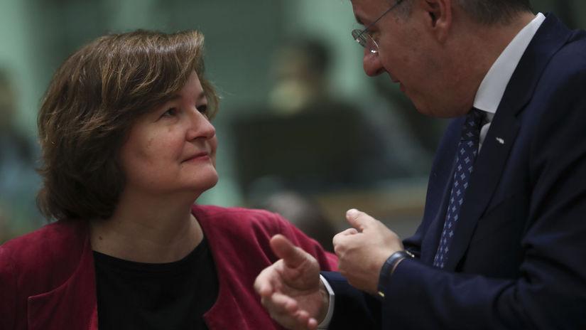 Brexit, francúzska ministerka, Nathalie...
