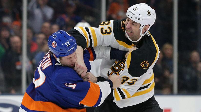 Chára Boston NHL