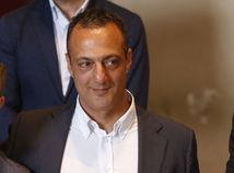 De Vito korupcia zatknutie