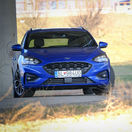 Test: Ford Focus kombi ST Line 1,5 EcoBoost - trefa do čierneho