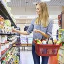 obchod, potraviny, supermarket, nakupovanie
