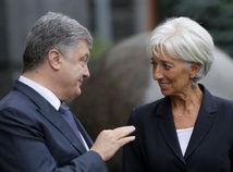 porošenko, Lagarde