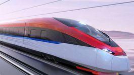 Vlak - Moskva Peking