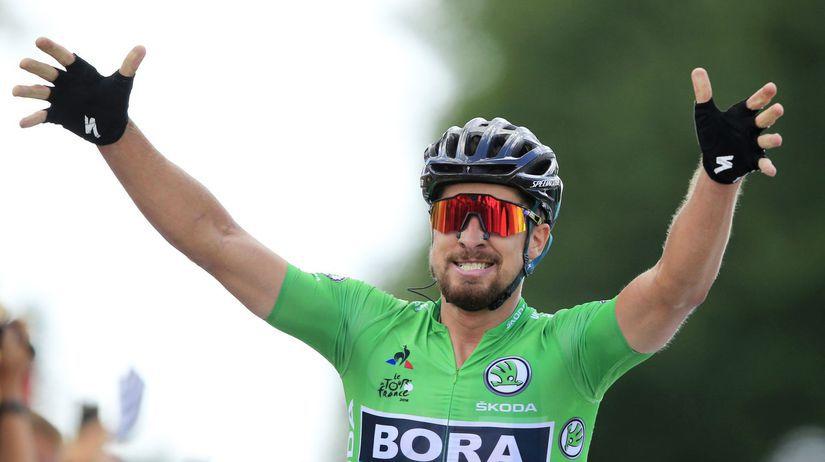 APTOPIX France Cycling Tour de France Sagan