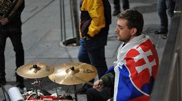 FUTBAL: Slovensko - Maïarsko