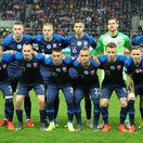 FUTBAL: Slovensko - Maïarsko Slovensko futbal