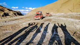 Lada, Lada svetom: na Žiguli cez Himaláje, Febiofest
