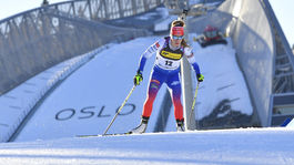 Nórsko SP biatlon ženy 9. kolo šprint ženy Fialková