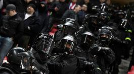 polícia futbal