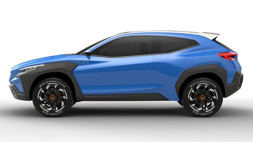 Subaru VIZIV Adrenaline Concept - 2019