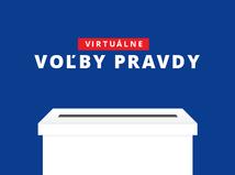 Virtuálne voľby Pravdy: Kto bude nový slovenský prezident?