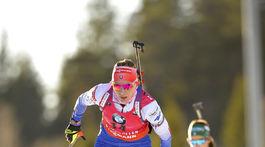 ženy 9. kolo šprint ženy Kuzminová