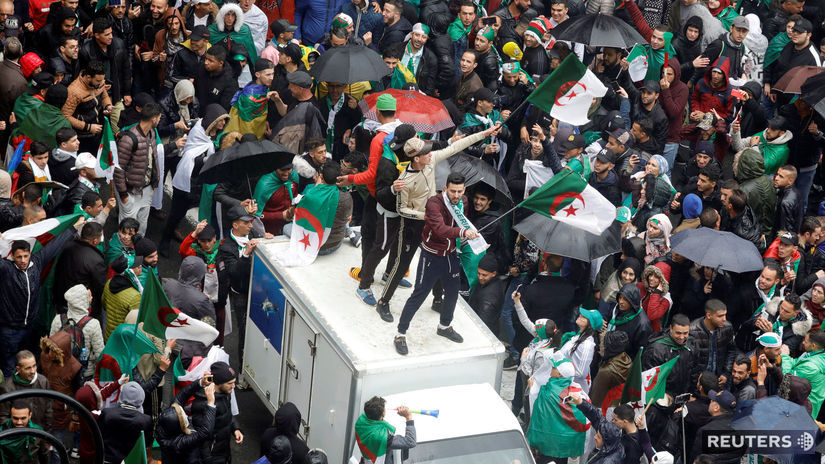 ALGERIA-PROTESTS/