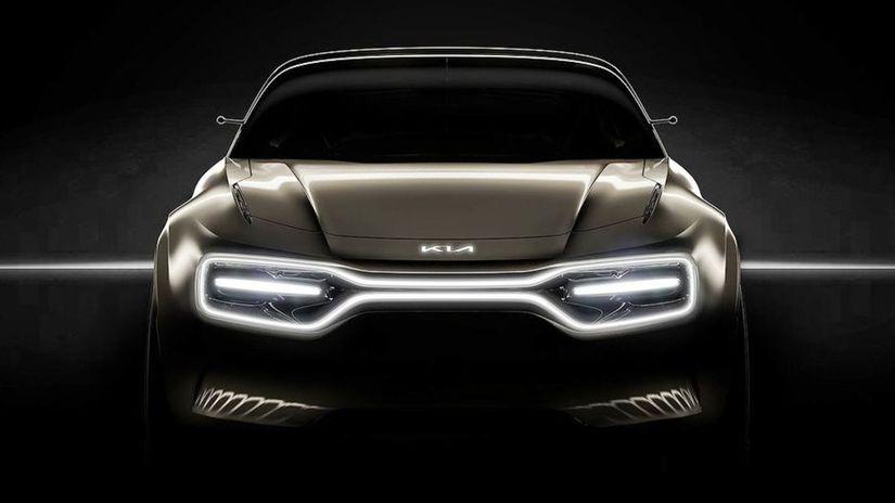Kia Imagine by Kia Concept - 2019