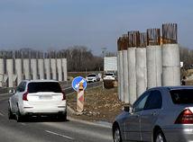 SR Bratislava Obchvat D4R7 Výstavba BAX