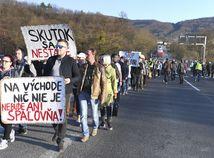 SR protest výstavba Gemer spaľovňa KEX