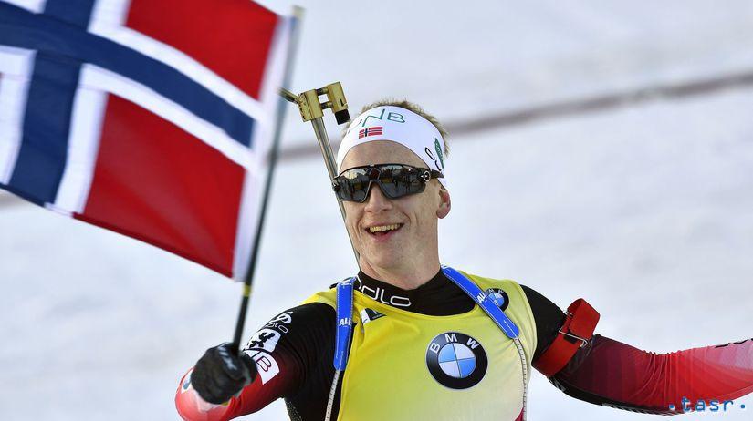 Nórsko biatlon Thingnes Bö
