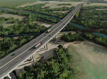 Diaľnica z Turca do Liptova má novú trasu! Pozrite si video