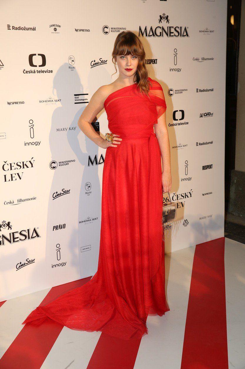 Ocenená herečka Jenovéfa Boková vyzerala v...