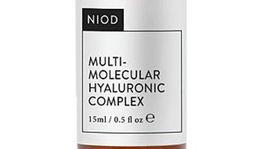 Hyalurónové sérum Multi Molecular Hyaluronic Complex od NIOD