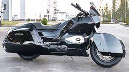 Iž - motorka Kortež