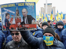 UKRAINE-NATIONALISTS/RALLY