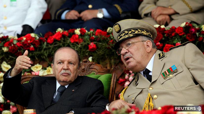 ALGERIA-PROTESTS/ARMY
