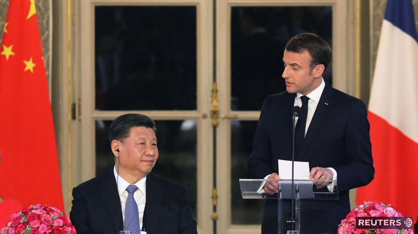 FRANCE-CHINA/STATE DINNER