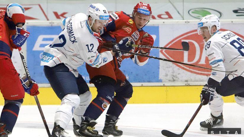 SR Zvolen hokej TL semifinále 1. zápas Nitra BBX